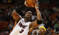Heat Beat Pacers in Another Hard Fought Game